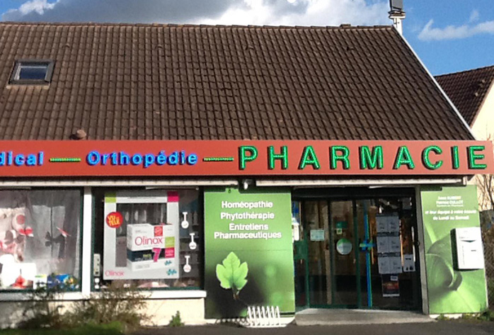 Pharmacie Aubert-Cullot Bétheny